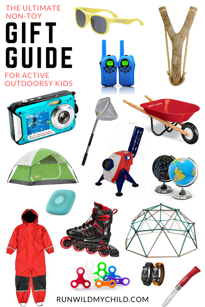 75+ Non-Toy Gift Ideas for Outdoorsy Kids