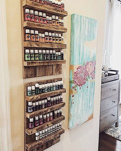 Involved Essential Oil Organizer