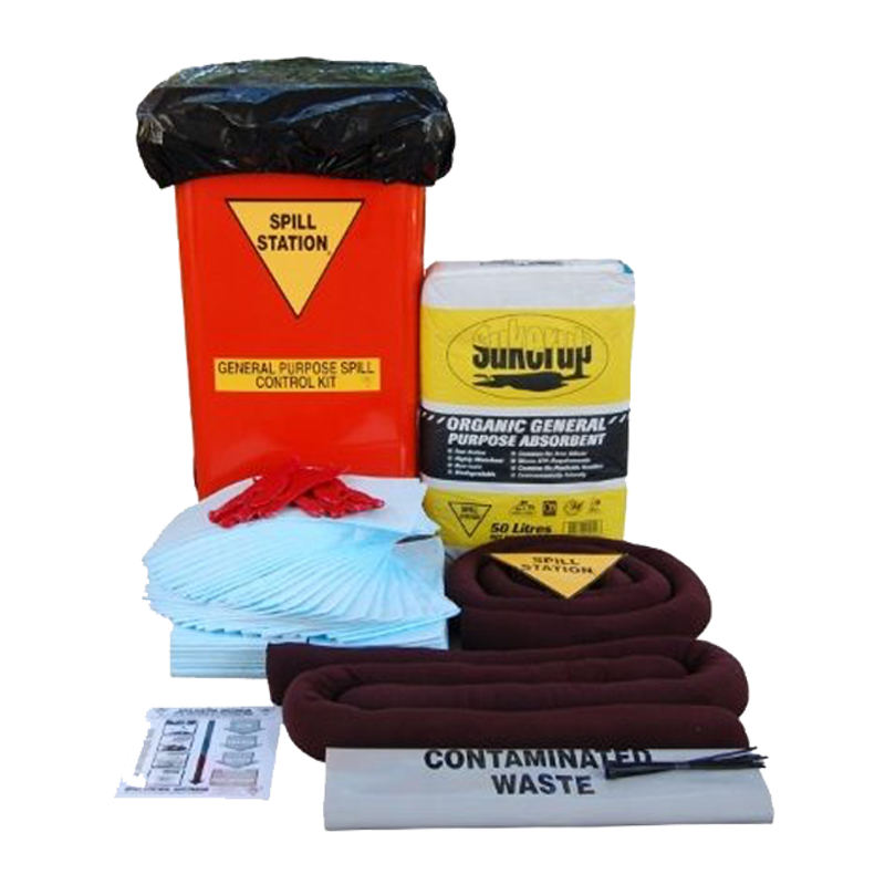 GO Industrial General Purpose Spill Kit 100L TSS120GP
