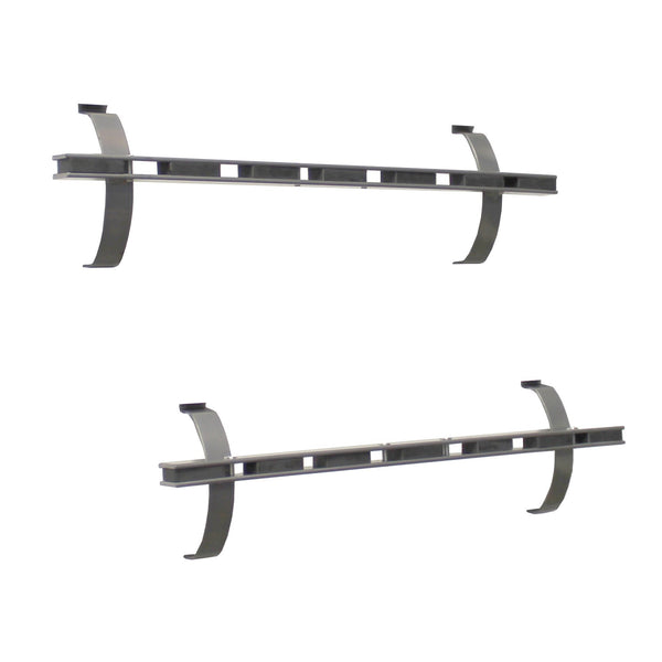 Proslat 11007 Magnetic Tool Holder Designed for Proslat PVC Slatwall, 2-Pack