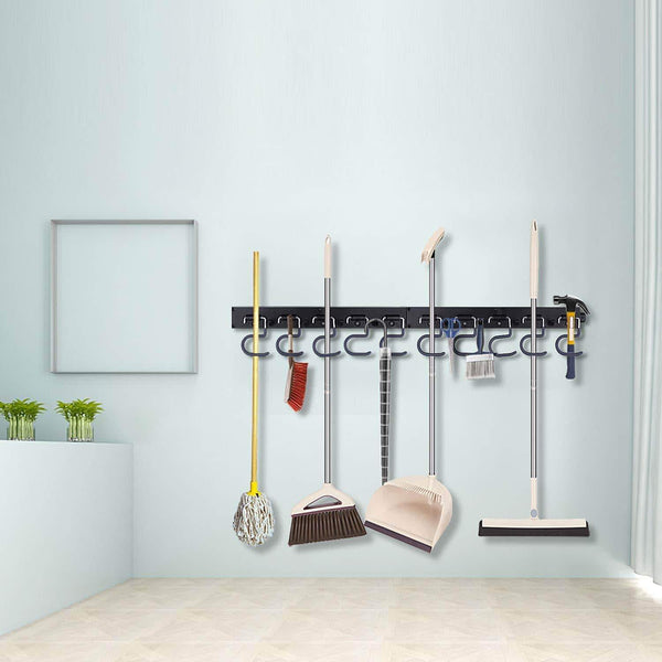 Shop here adjustable storage system 48 inch wall holders for tools wall mount tool organizer garage organizer garden tool organizer garage storage