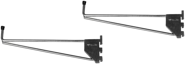 Triton Products 1748 Storability Multi-Use Hooks for Hang Rail, 2-Pack