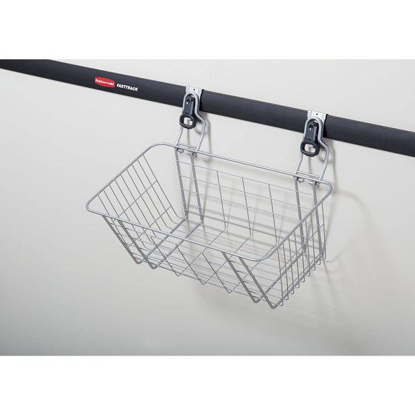 Best seller  rubbermaid fasttrack garage storage wire mesh basket