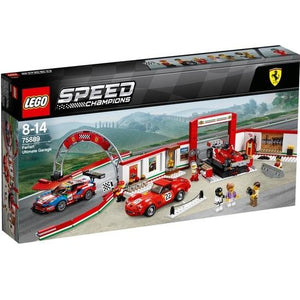 Ferrari Ultimate Garage - 75889