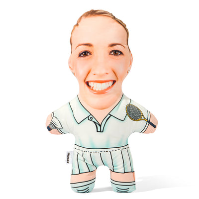Women's Badminton Mini Me