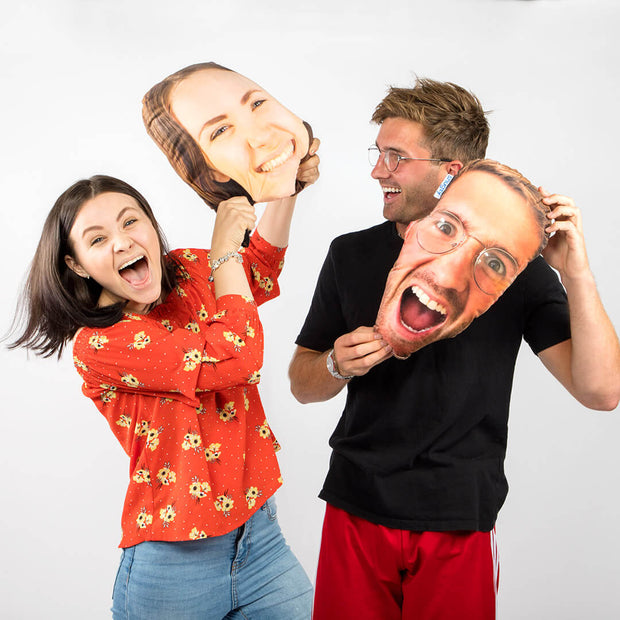 Couples Face Cushions
