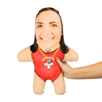 Female Lifeguard Mini Me