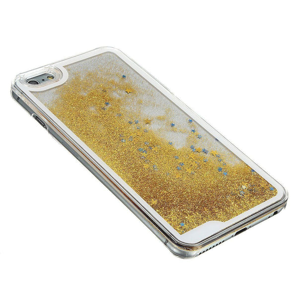 Back Cover - Liquid Glitter Case For IPhone ( All Models)