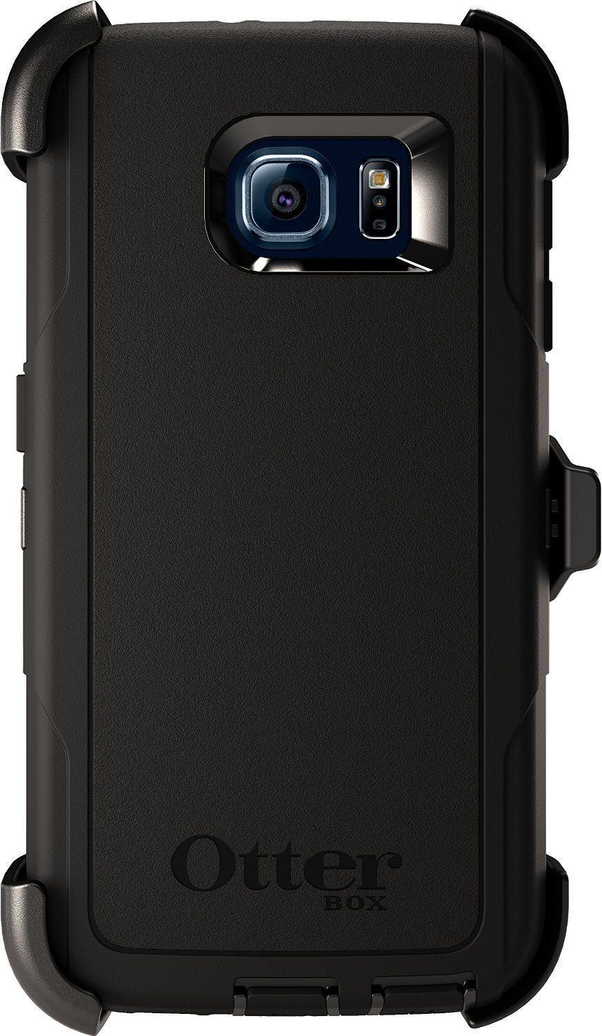 Back Cover - Otterbox Defender Rugged Case For Samsung S6