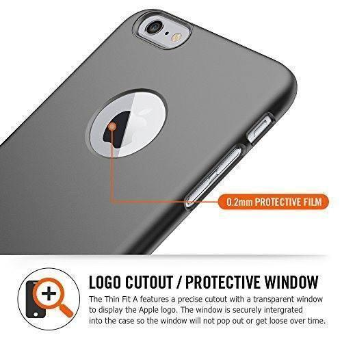 Back Cover - Tuzech IPhone 7 And 7 PLUS 360 Smart Case With Logo Visible + Free Temperguard