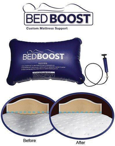 Bed Booster - Bed Boost Mattress Support - Fast Fix For A Sagging Mattress