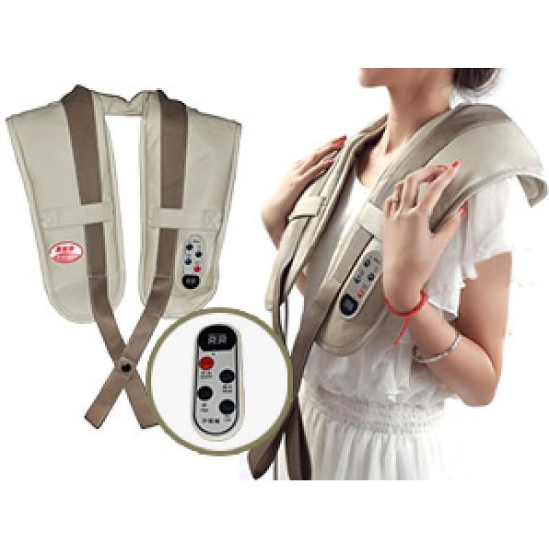 Body Massager - Cervical Shawl Neck And Back Body Massager For Men And Women And All Ages