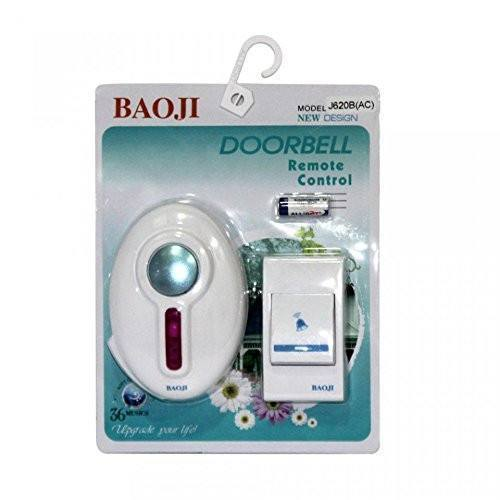 Door Bell - Tuzech 32- Tone Musical Led Wireless Office Cum Home Door Bell ( Different Designs)