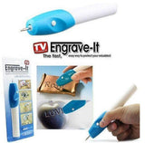 Engrave It - Tuzech Engrave IT Diamond Tipped Pen To Engrave Anything