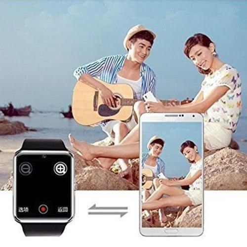 Smartwatch - Smart Watch Phone Bluetooth Smartwatch With Camera & SIM Card  (42 Mm)