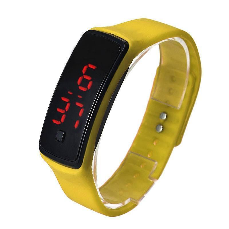 Watch - Rugdee Sporty Look Digital Led Watch (Fully Waterproof) (Select The Colour)