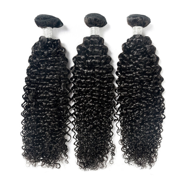 cheapest low price kinky curly brazlian human hair extensions weave