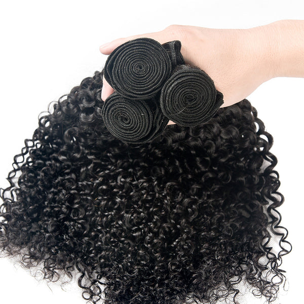 cheapest low price kinky curly brazlian human hair extensions weft