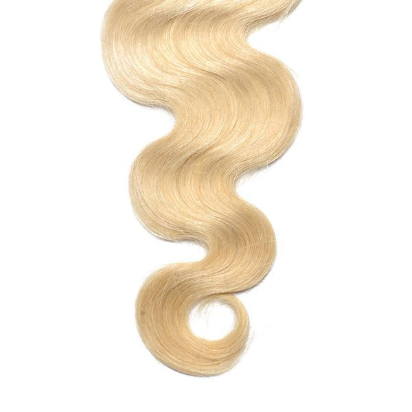 613 honey blonde brazilian remy virgin human hair weave bundles extensions