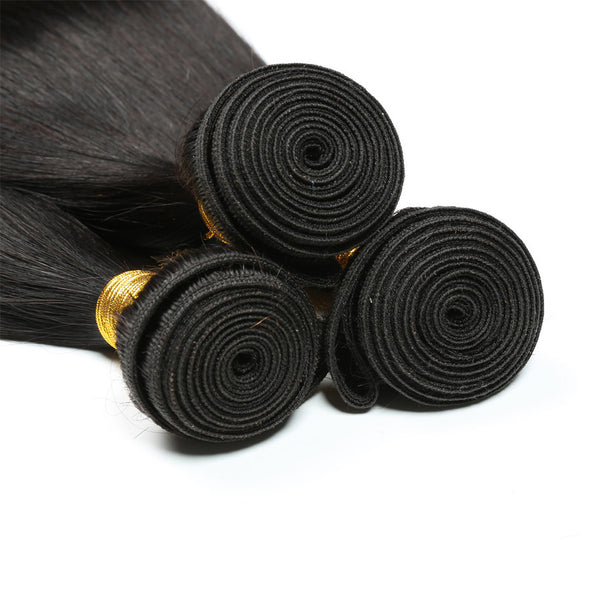 wholesale malaysian virgin human hair straight remy hair extensions