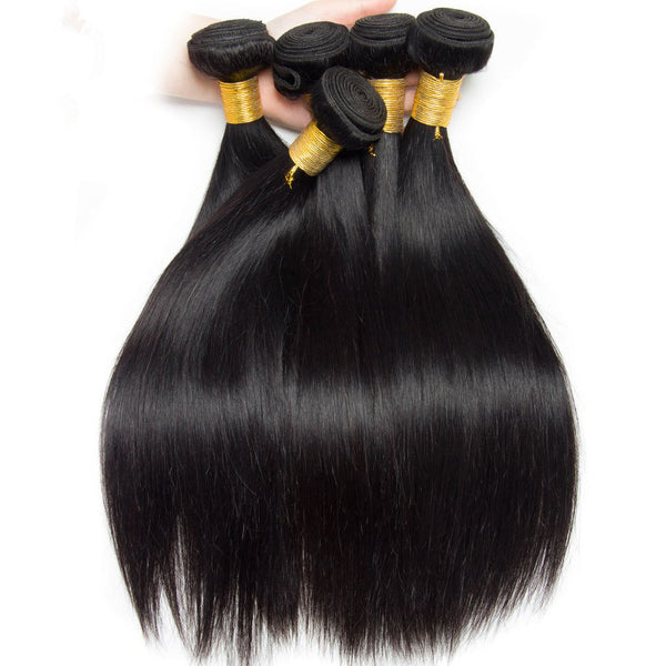 cheap lowest price wholesale brazilian remy human hair extensions straight