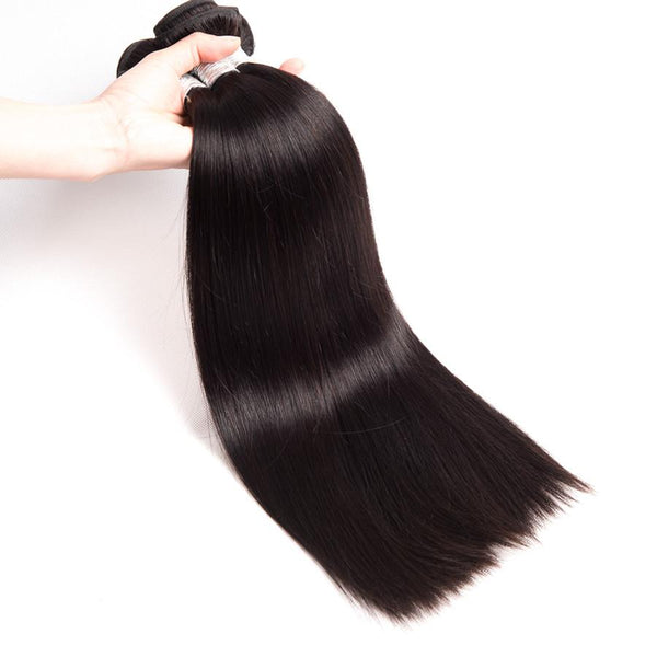wholesale bulk brazilian remy virgin human hair extensions straight bundles