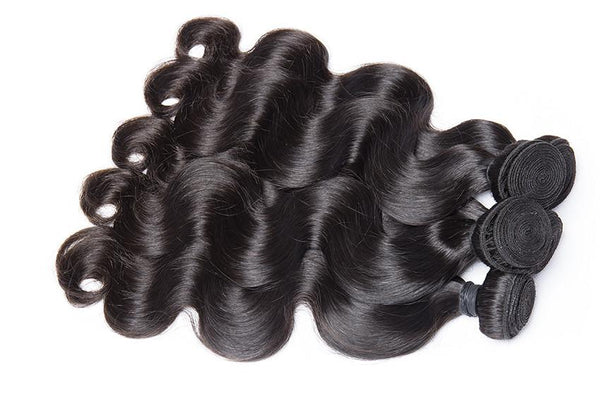 wholesale bulk brazilian virgin human remy hair extensions bundles weave