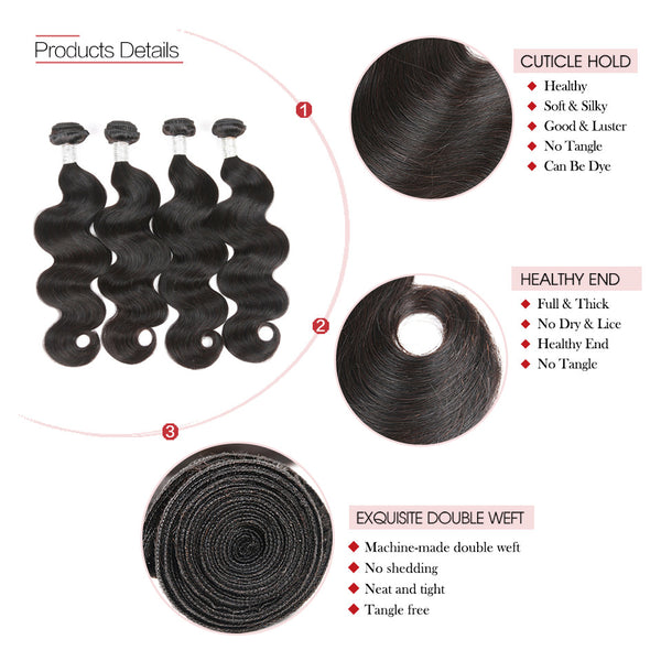 indian virgin remy human hair wholesale low price hair extensions weave