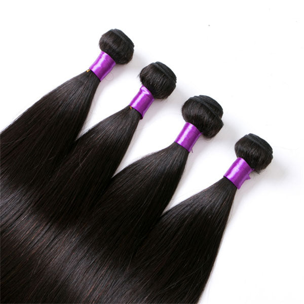 Hair Bundles Thick Double Weft