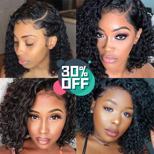 Deep Curly 13x6 Lace Wig - 【PWH6504】 - pegasuswholesale