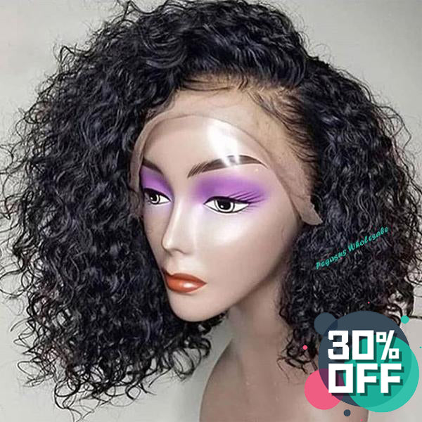 c0612bb92 Wholesale HD Lace Frontal Closure Lace Front Human Hair Wigs Remy ...