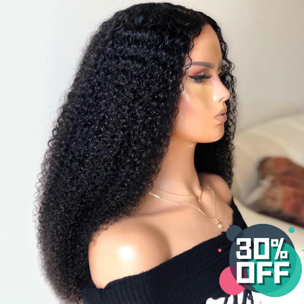 Kinky Curly 13x6 Lace Wig - 【PWH6503】 - pegasuswholesale