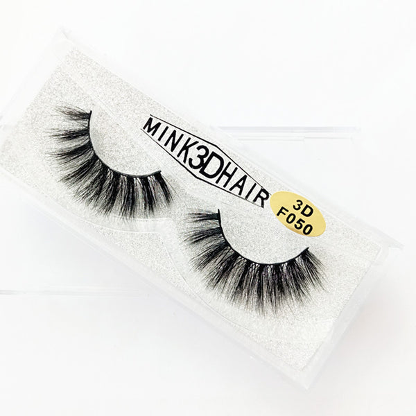 3D False Eyelashes Hand Made 【PEGE04】 - pegasuswholesale
