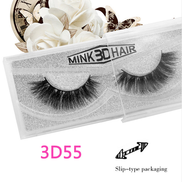 3D  False Eyelashes Wholesale In Bulk 【PEGE03】 - pegasuswholesale