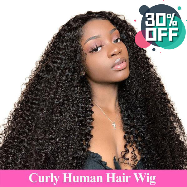 Tight Curly 13x6 Lace Wig - 【PWH6401】 - pegasuswholesale