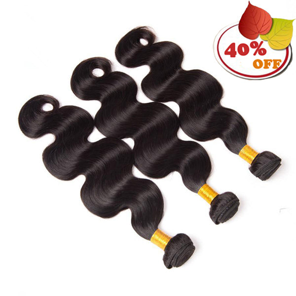 3 Bundles Brazilian Human Hair Body Wave - pegasuswholesale
