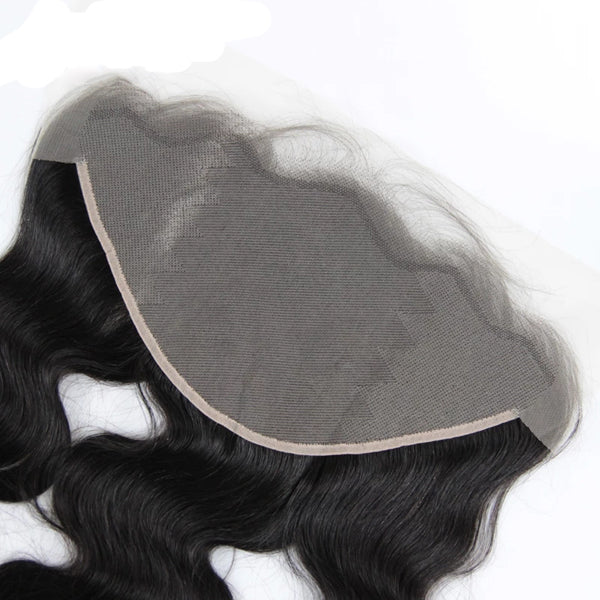 13X6 Transparent Lace Frontal With 2/3/4 Bundles Body Wave Human Hair - pegasuswholesale