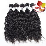 Wholesale 9A 10 Bundles Brazilian Virgin Hair Water Wave - pegasuswholesale