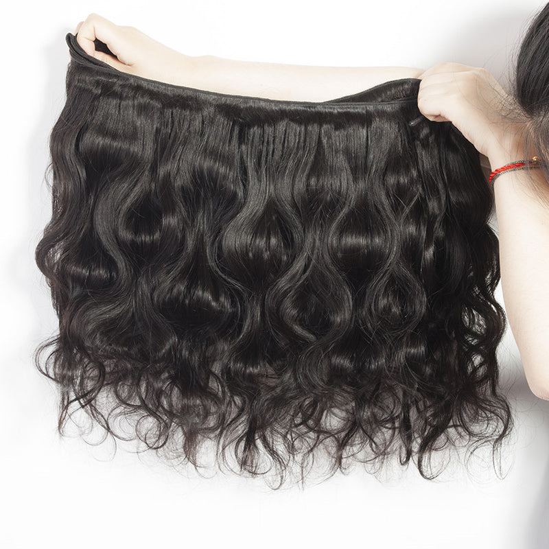 Wholesale 9A 10 bundles Indian Virgin Hair Body Wave - pegasuswholesale