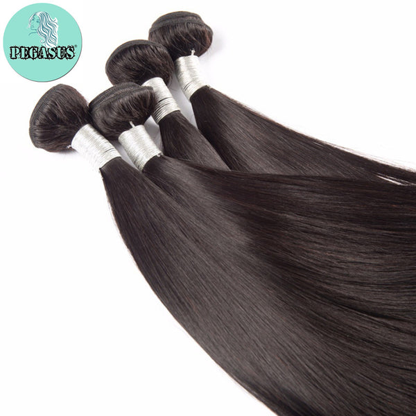 9A Grade Straight Hair Weave 3 Bundles Deal - pegasuswholesale