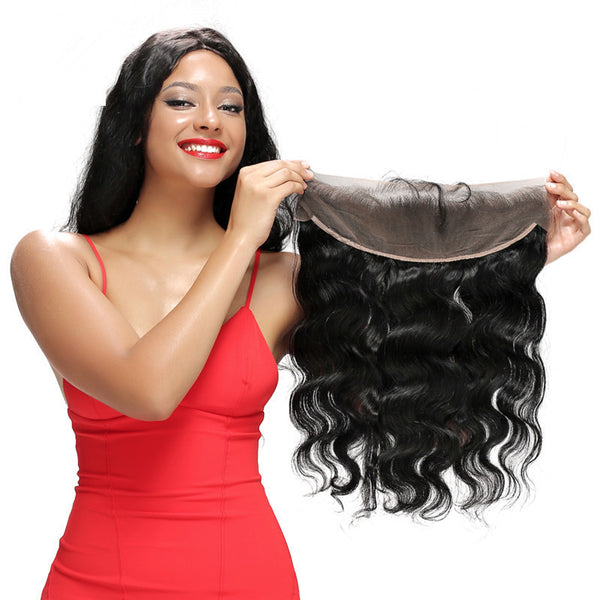 Wholesale 5PCS Human Hair Lace Frontal - pegasuswholesale