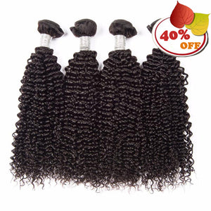 Wholesale 10 Bundles 1KG 9A Brazilian Virgin Human Hair Kinky Curly - pegasuswholesale