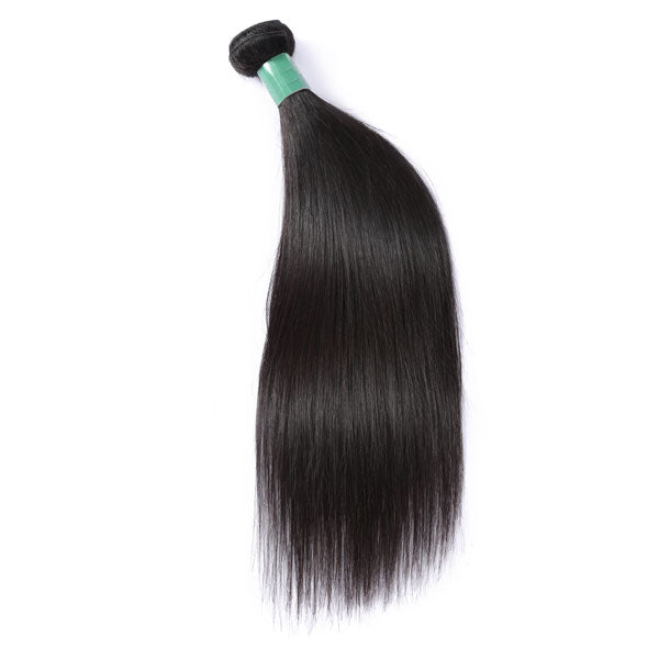 7A Grade Straight Human hair 1 bundle - pegasuswholesale