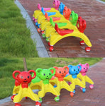 Colorful Teddy Stroller