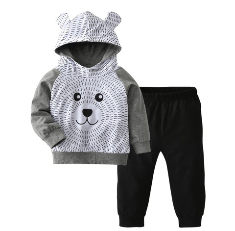 Cuddle Bear Set