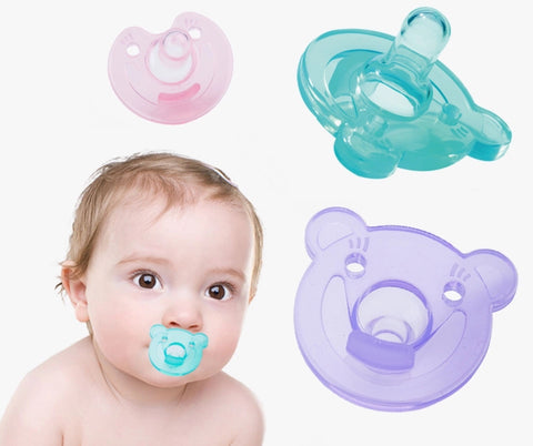 Simple Silicone Pacifier
