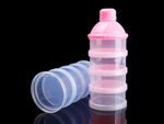 Traveling Feeding Bottle w/ Containers