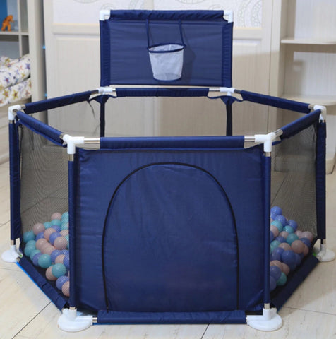 Basketball Hoop Play Pit