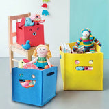 Funny Face Box Organizers
