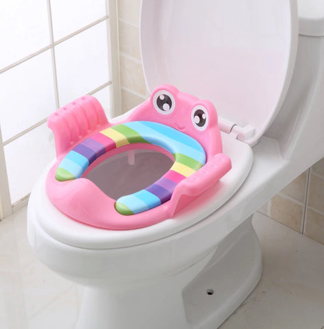 Rainbow Friend Toilet Training Seat
